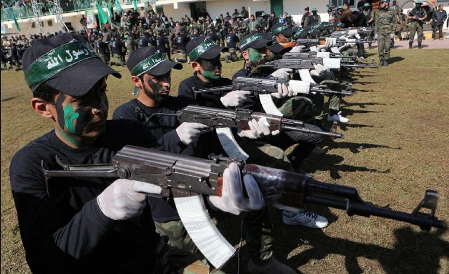 #Hamas sticks to armed struggle against #Israel, vows to eliminate the &#39;Zionist entity&#39; and get praises from #Iran  https://www. timesofisrael.com/iran-praises-h amas-for-sticking-to-struggle-against-israel/ &nbsp; … <br>http://pic.twitter.com/aZcfzM5WbN