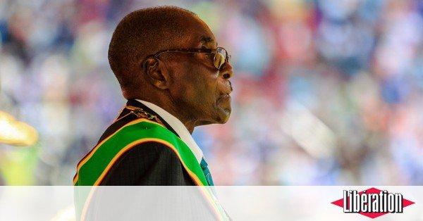 L'OMS annule la nomination du président Mugabe comme ambassadeur de bonne volonté https://t.co/PvVR6fNKeC