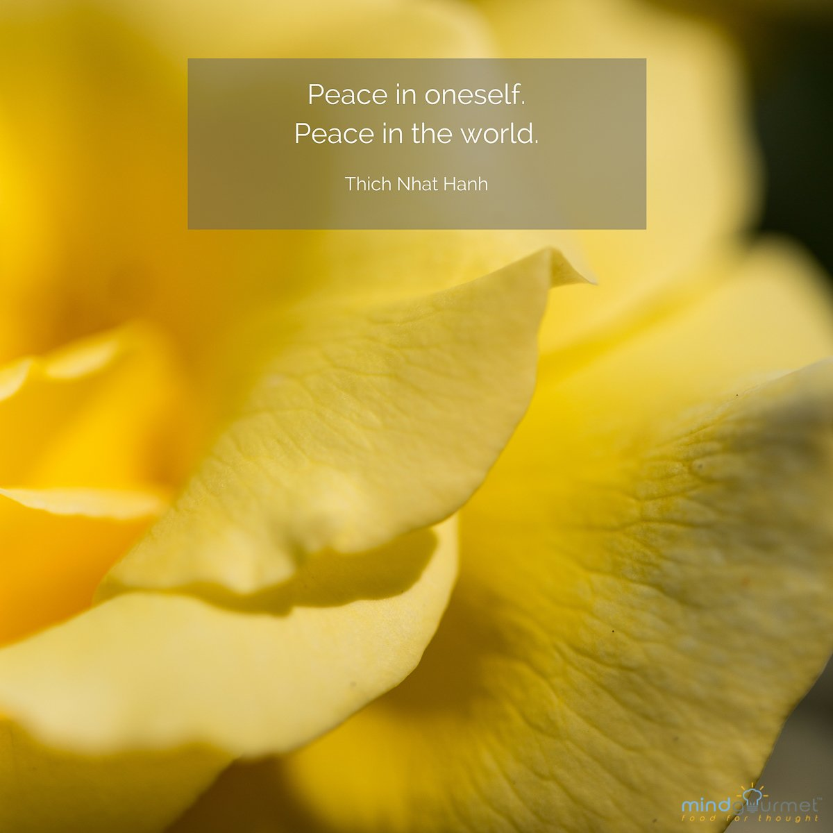 Peace in oneself. Peace in the world. - Thich Nhat Hanh @thichnhathanh #innerpeace #peace <br>http://pic.twitter.com/ceDnaFOHIU