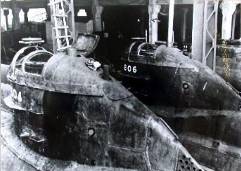 測天型敷設特務艇