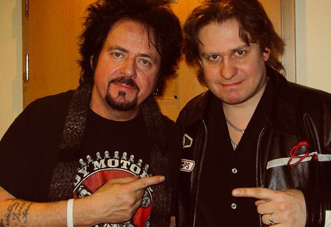 Happy 60th Birthday to Steve Lukather!