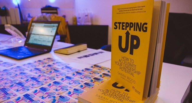 Did you hear? We launched #SteppingUp at our London HQ this Wednesday https://t.co/l0HcjGhn2J https://t.co/zGuaCESPAx