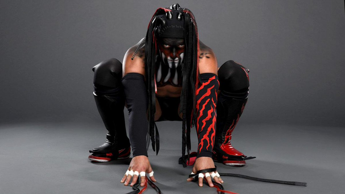 Favorite out of these two?  #RT - The Demon ( Finn Balor ) #Like - AJ Styles  #WWETLC<br>http://pic.twitter.com/vBDV9c9JID