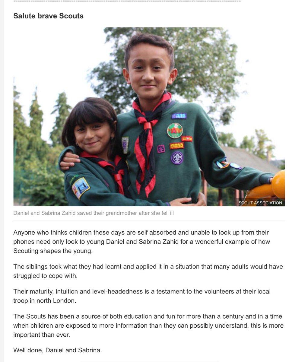 UK Muslim Scout on Twitter: