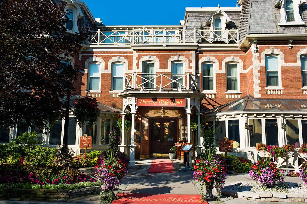 vintage hotels in niagara am see