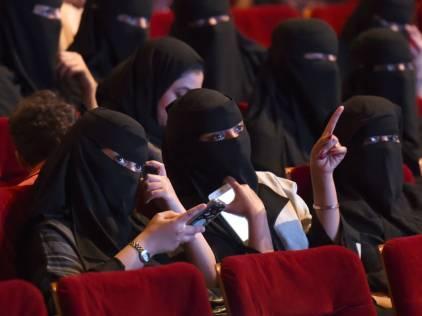 Movies screen in Saudi Arabia ahead of cinema ban lift bit.ly/2yZKA8K