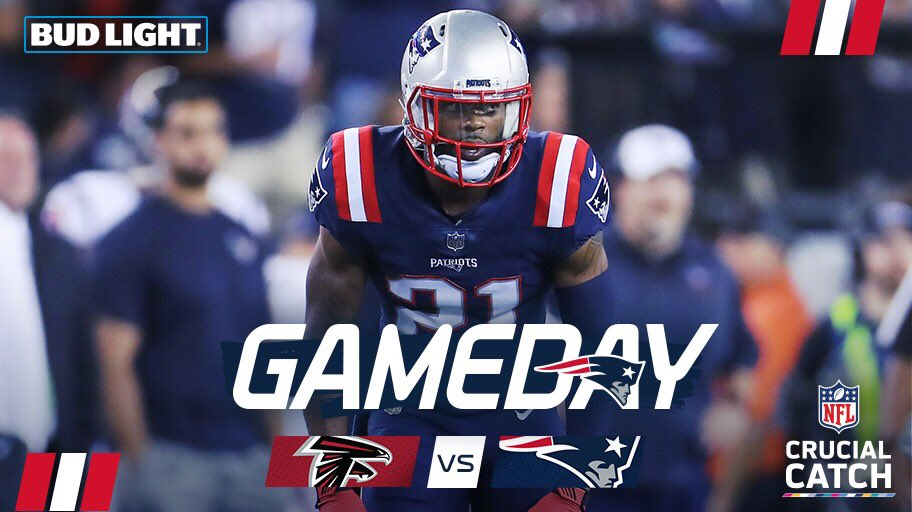 RT @Patriots: Tonight! #GoPats https://t.co/9OVFQnIvD7