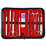 #3: 20 Pcs Advanced Biology Lab Anatomy Medical Student Dissecting Dissection Kit Set With Scalpel…  http:// dlvr.it/Px0KVs  &nbsp;   #amazon #mro <br>http://pic.twitter.com/hEBDbFUgBv