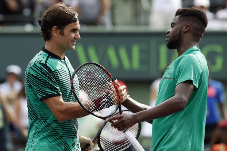 Roger  vs Francis Tiafoe not before 7pm local time on Tuesday  Good luck Maestro #federer #SwissIndoors #Basel <br>http://pic.twitter.com/pGHuCuw182