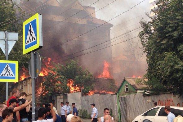 Беспилотник ОБСЕ обнаружил в 20 километрах от временно оккупированного Донецка новые траншеи террористов - Цензор.НЕТ 9506