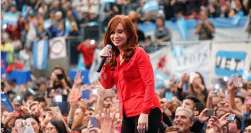 #22Oct LA NACION  ARGENTINA  Cristina se...