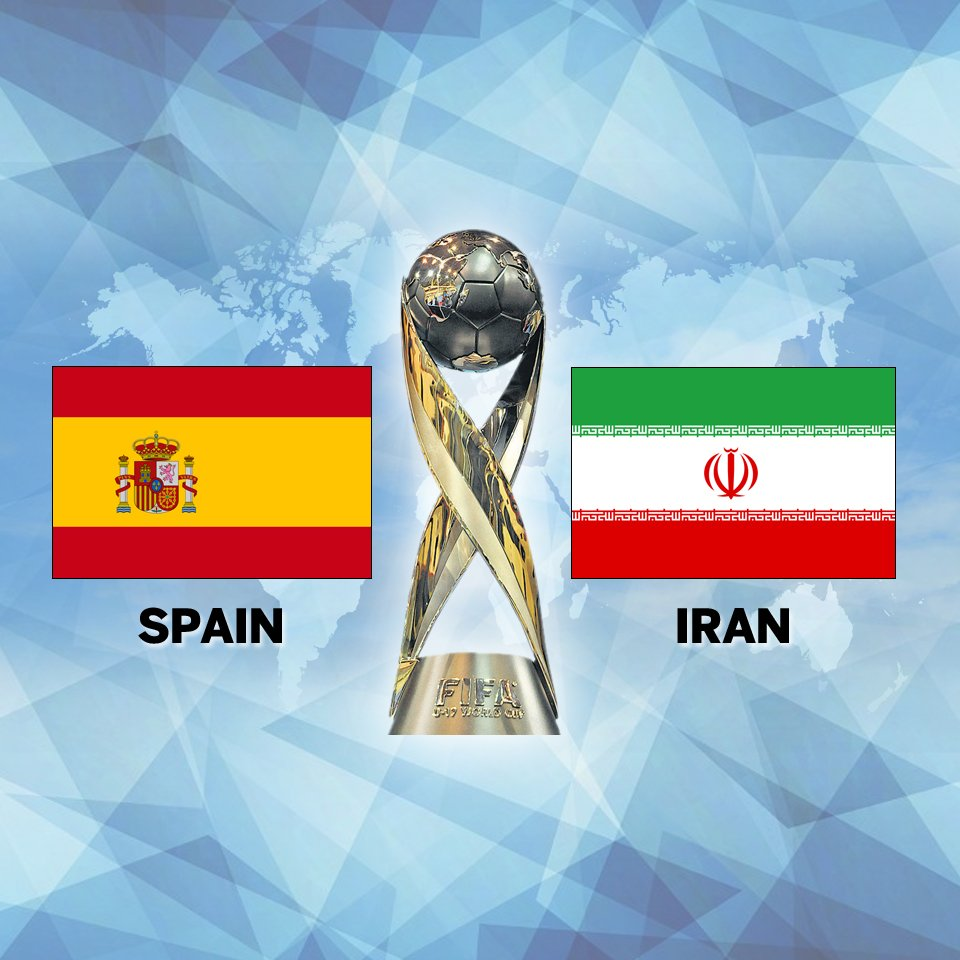 #FIFAU17WC quarter-final: Spain defeat Iran 3-1, to face Mali in the semi-final  HIGHLIGHTS | https://t.co/tIlzbnRh8Q