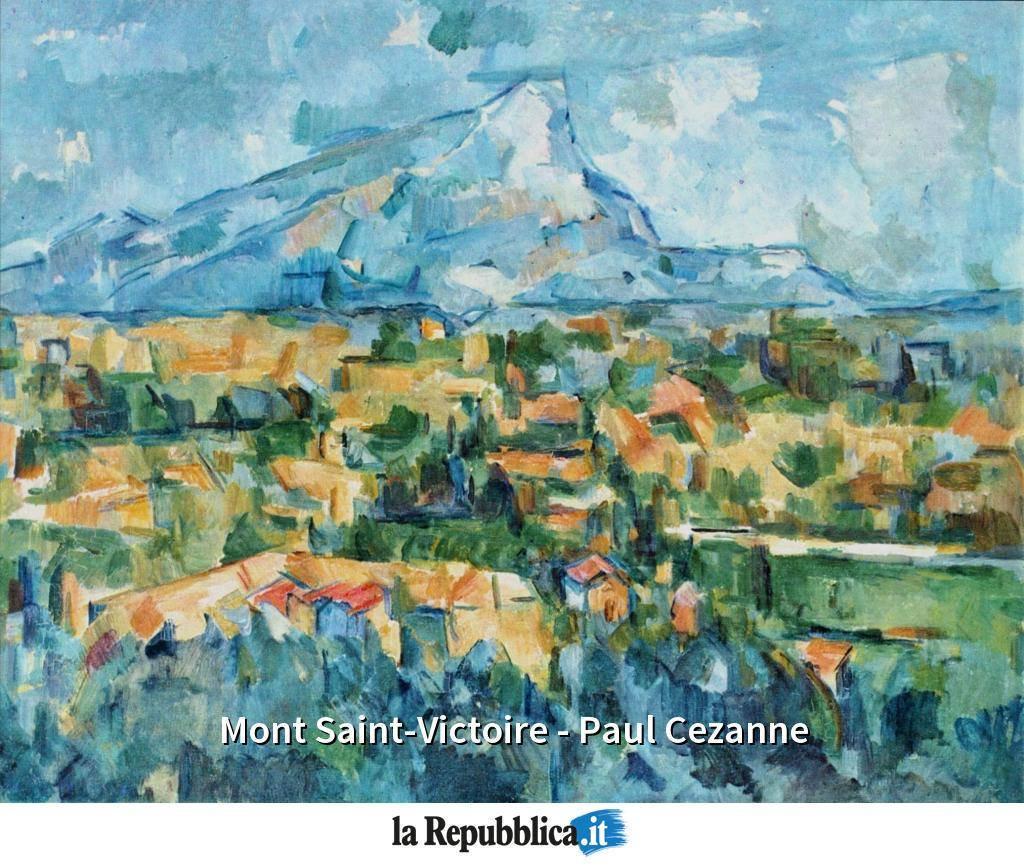 22 ottobre 1906: muore il pittore francese Paul Cézanne #AccaddeOggi