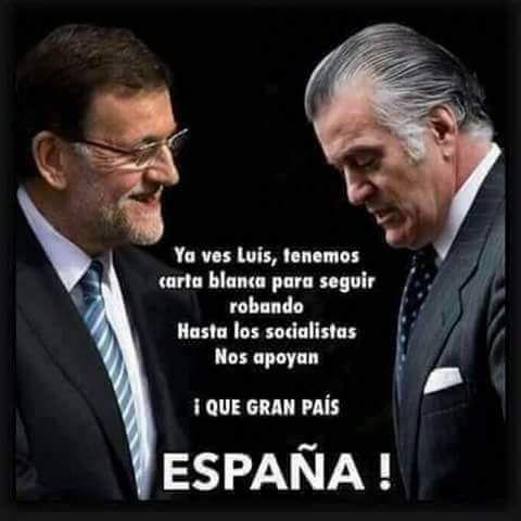 Pobre España Una imagen vale más que 100...