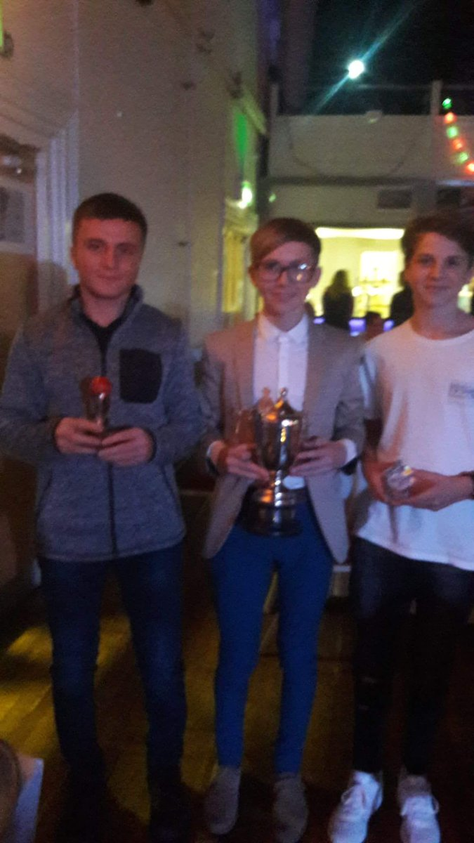 most improved player winners