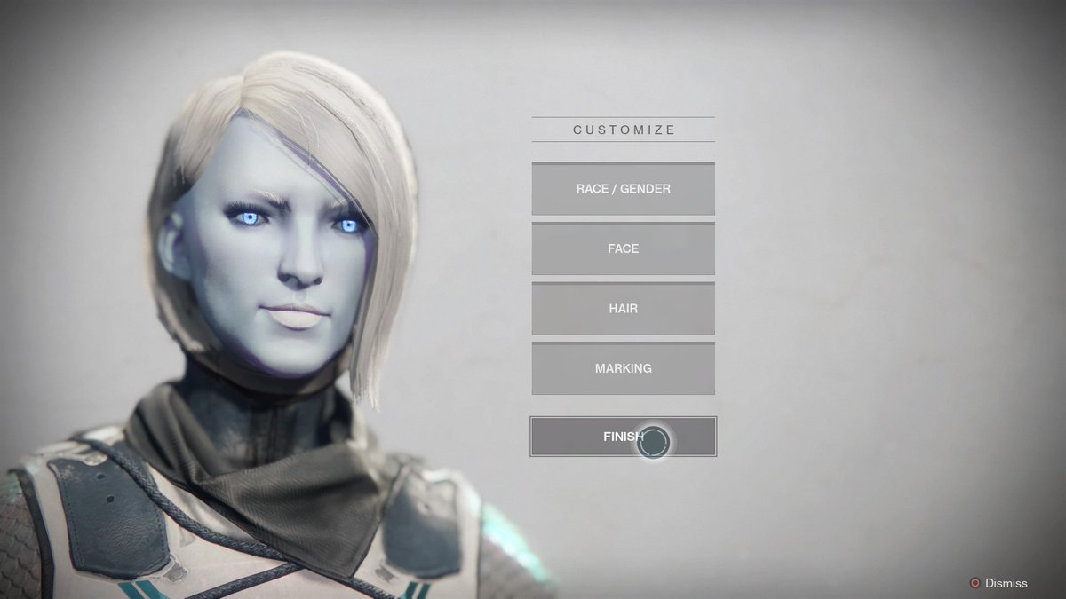 Sarada A Twitter Destiny2 Ps4share Same Character Just Different Hairstyle This Time