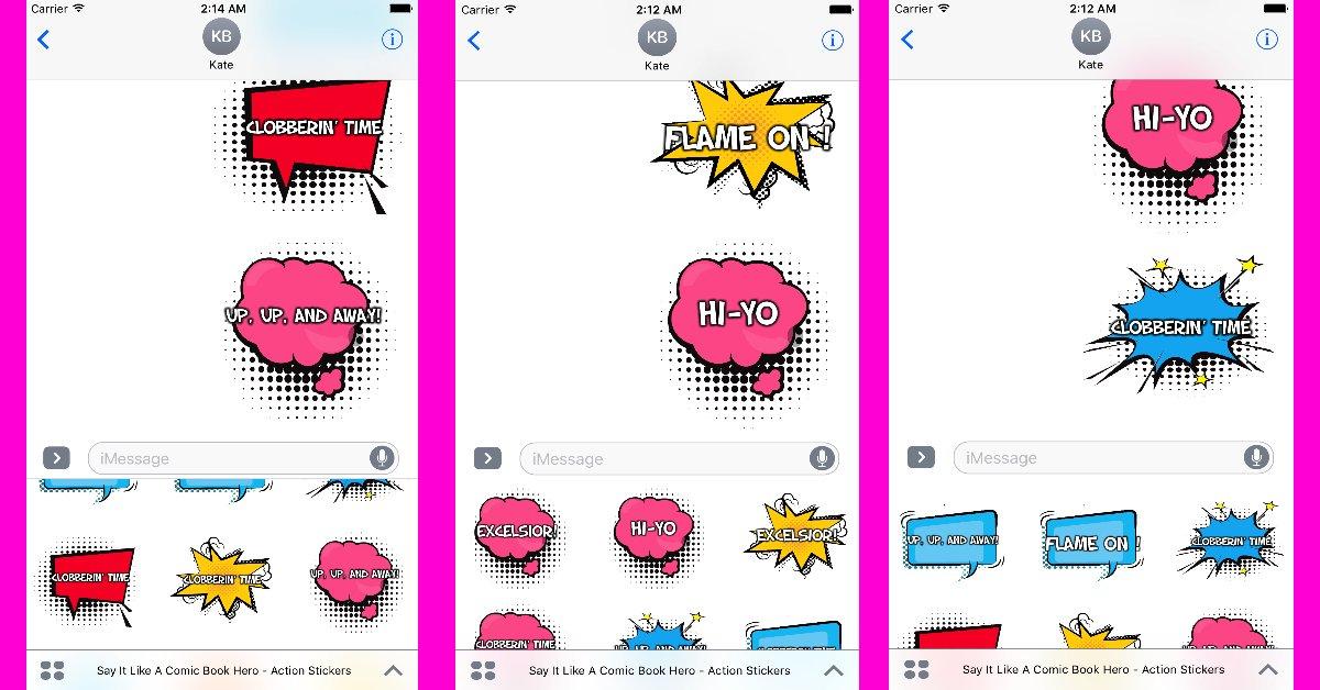 #Stickers #iOS #Cartoon  Sticker Pack Collection #Discount  #Emoji  #AppStore=&gt; https:// itunes.apple.com/us/app-bundle/ sticker-pack-mania-collection/id1258912625?mt=8 &nbsp; … <br>http://pic.twitter.com/MnyLH22DSR