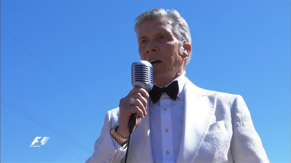 Legendary sports MC @Michael_Buffer has arrived to announce the teams!...
