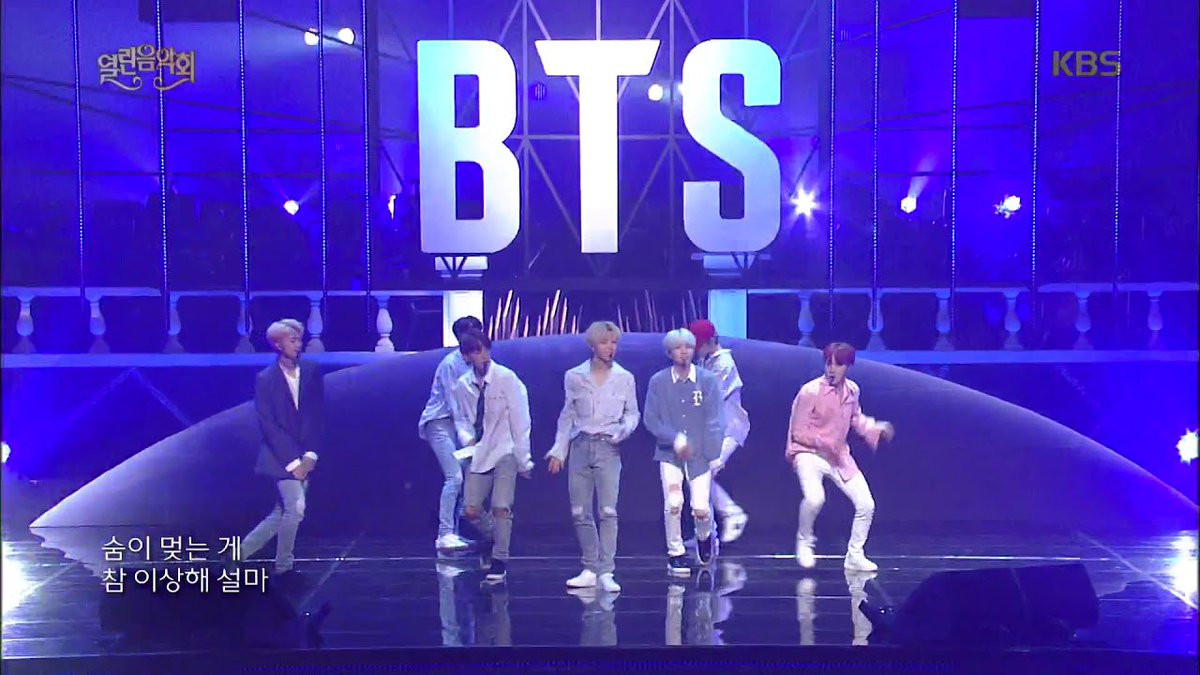 BTS perform 'DNA' and 'Fire' on 'Open Co...
