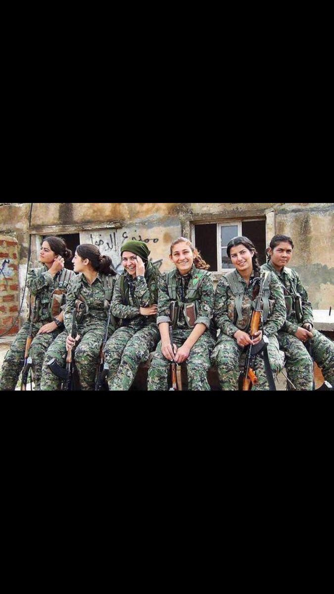 #ISIS believe if they are killed by #women,they will go to hell! Brave Kurdish women send them there everyday. #Twitterkurds<br>http://pic.twitter.com/y3GGMnJzFd