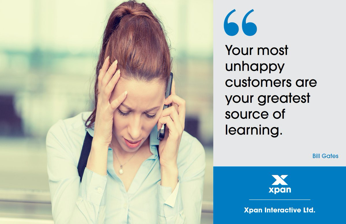 #QOTD Your most unhappy #customers are your greatest source of #learning. #adultlearning #elearning  #training<br>http://pic.twitter.com/zyEzJXnUig