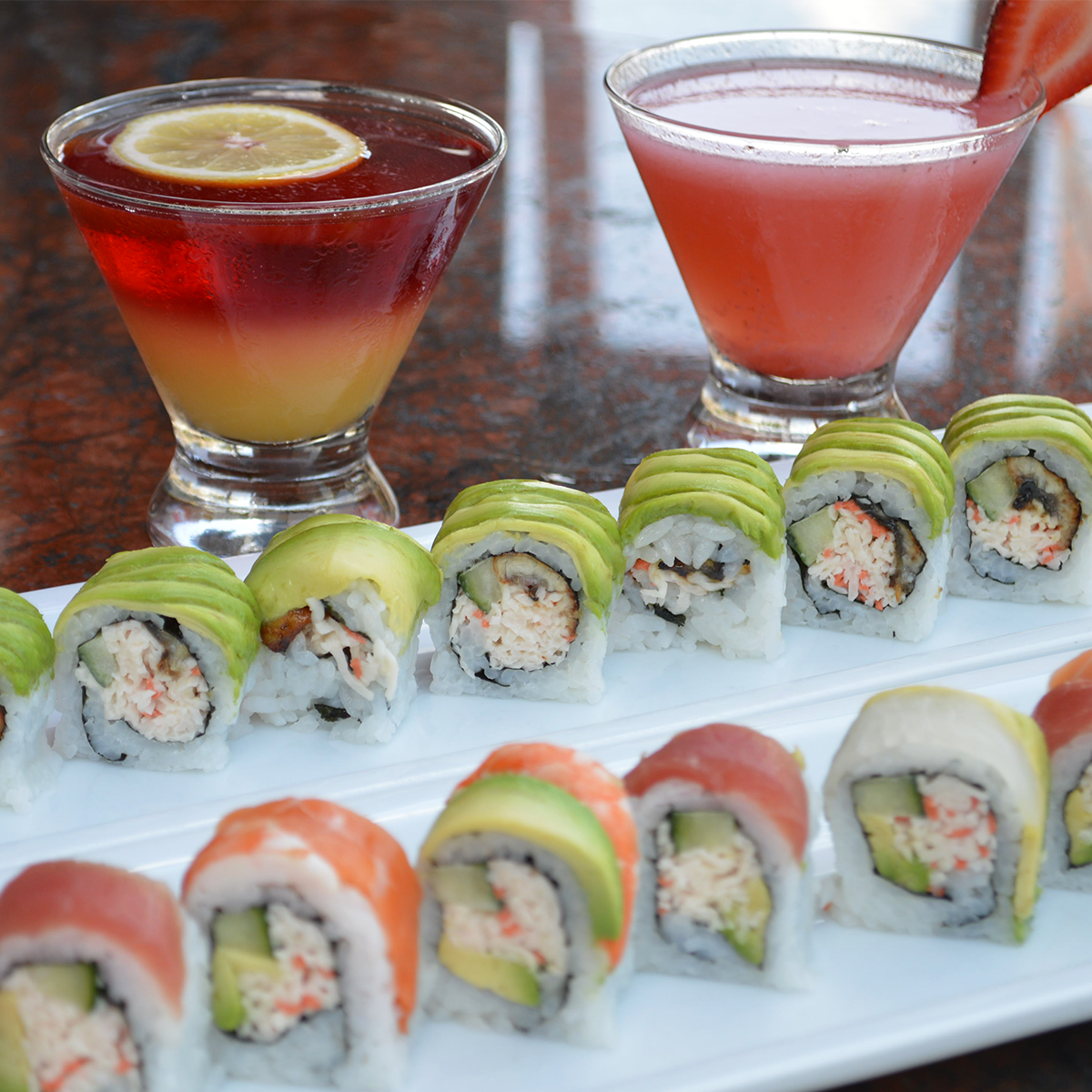 dating sushi oppkobling Akka