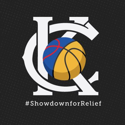 Today is the KU and Mizzou #ShowdownforRelief game at @SprintCenter! 🏀...
