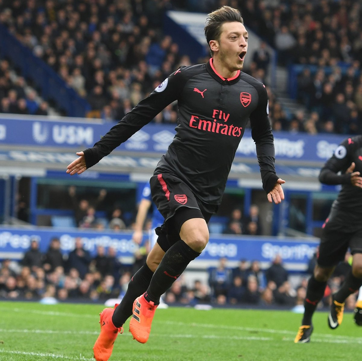 #YaGunnersYa! Impressive away win - back on track 💪🏼😎 #BelieveInYourself #GreatTeamEffort #OneGoal #OneAssist