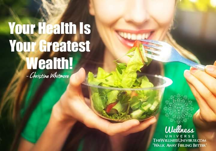 This is our tagline in a poster created by @TheWellnessUniv!  #WUWorldChanger #WUVIP #Influencer #Motivational    http://www. 4pathstowellness.com  &nbsp;  <br>http://pic.twitter.com/VJyRphITyA