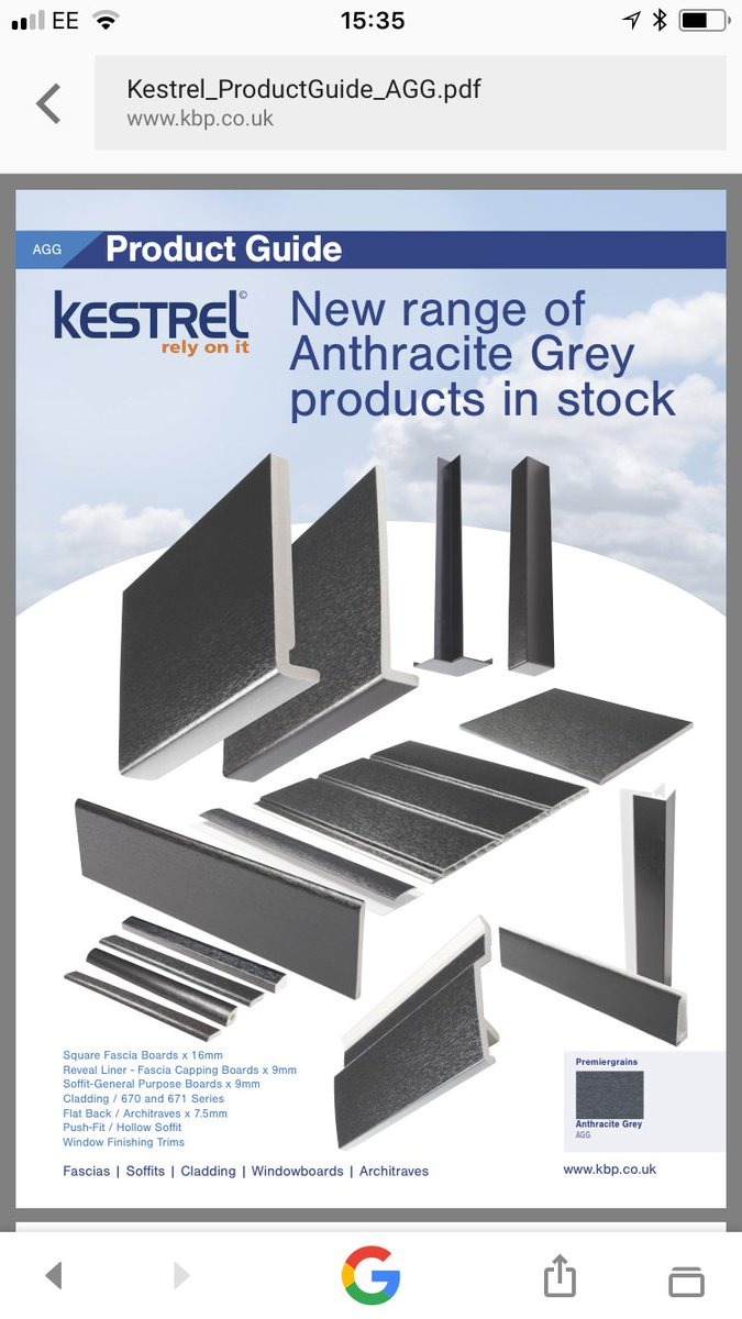#great new range available at our #trade #counter - #Looks #FANTASTICS when installed #barryisland #barry #barrybados #upvc #plastic #ewi<br>http://pic.twitter.com/fDXipcYIsg
