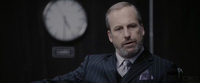 New happy birthday shot What movie is it? 5 min to answer! (5 points) [Bob Odenkirk, 55]