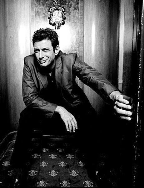 Happy birthday Jeff Goldblum!
