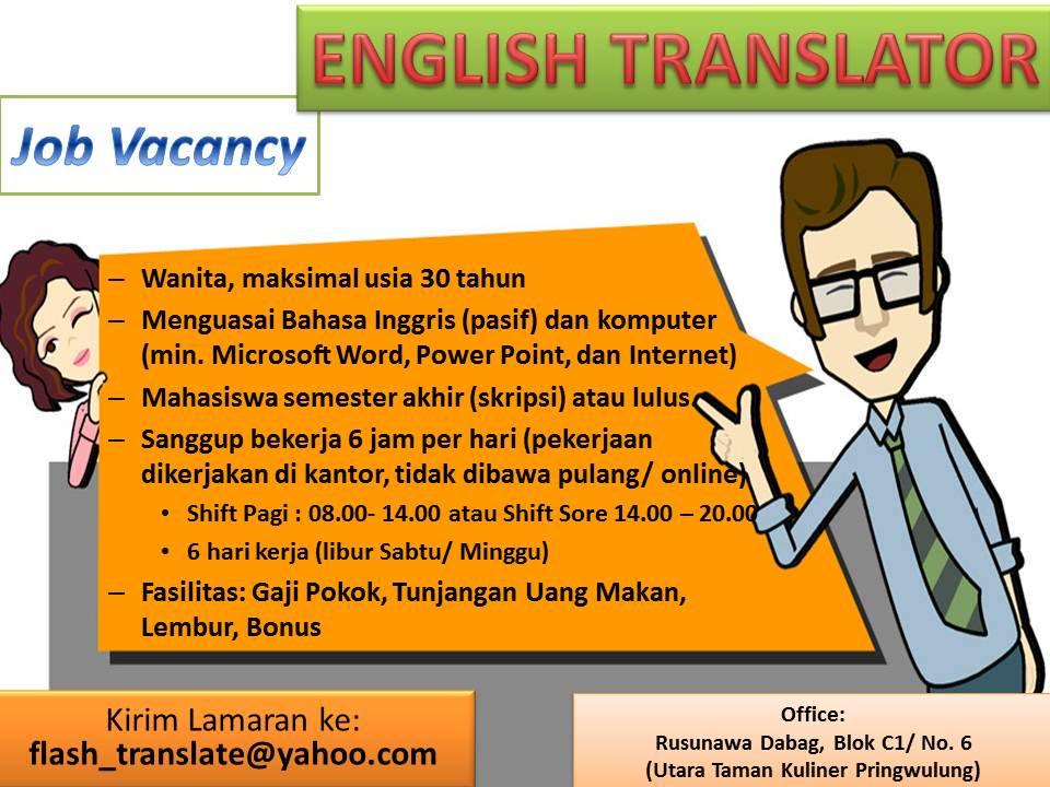 Flash Translate On Twitter Jogjalowker English Translator Wnt