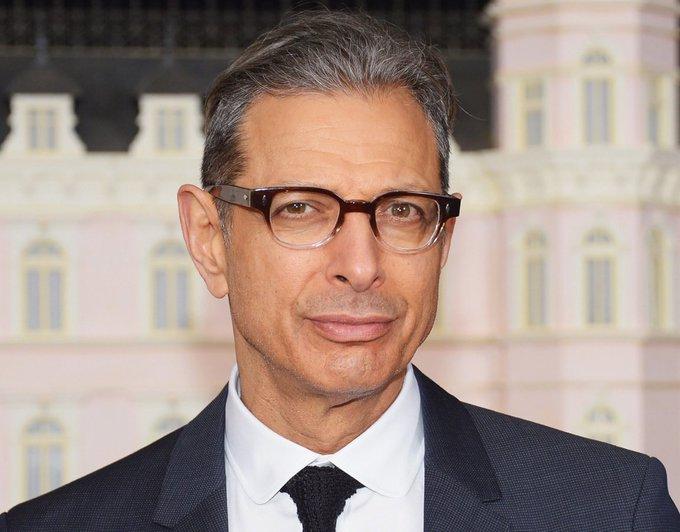 Happy birthday to Jeff Goldblum!