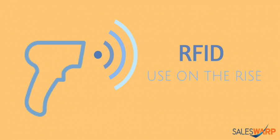 RFID use is on the rise.  How #RFID Helps Tackle Retail's Biggest Challenges | Via @BarcodingInc  http:// bit.ly/2nzbCLC  &nbsp;  <br>http://pic.twitter.com/mWvqPBArZR