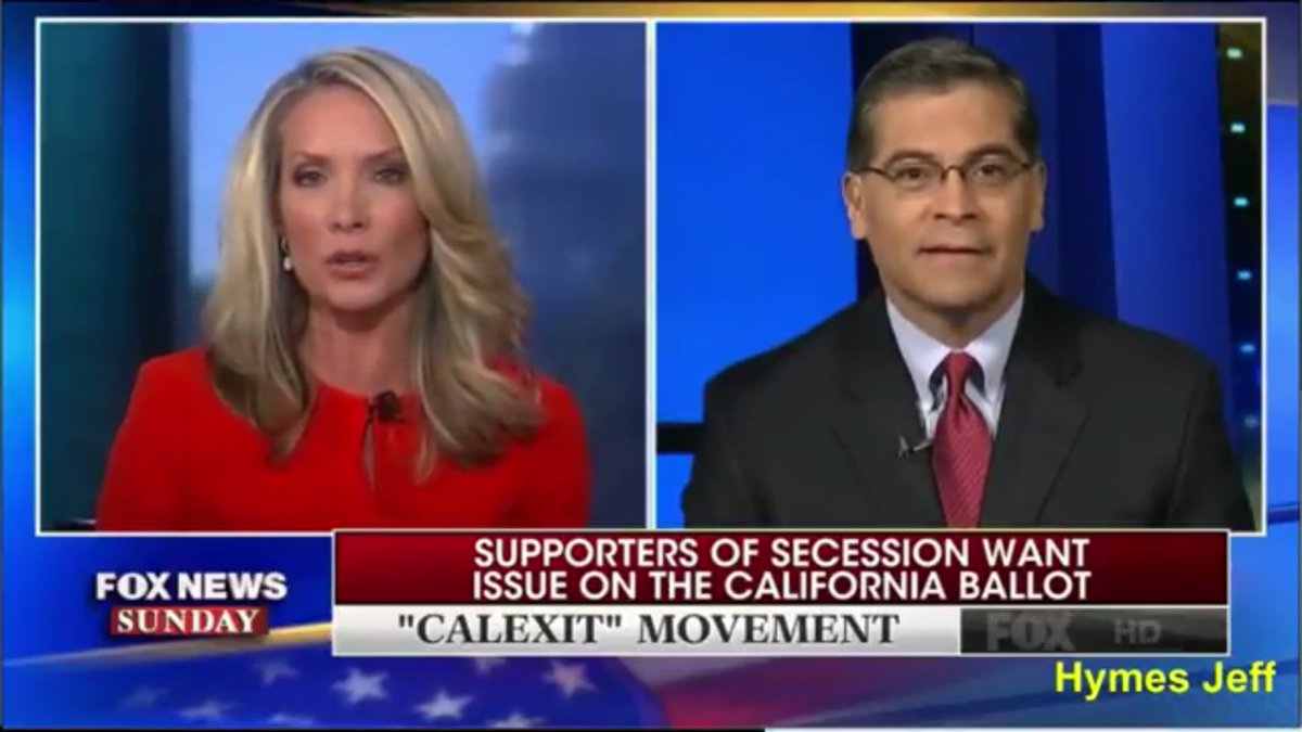 #Calexit is a PROVEN Russian operation. Why is.@DanaPerino of.@FoxNewsSunday PROMOTING IT? Hmm #TheResistance #CNN #MSNBC<br>http://pic.twitter.com/AHtp9bujHU