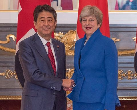 Congratulations to @AbeShinzo on his election success. A close friend...