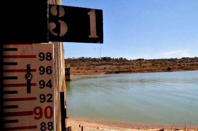 Rodízio emergencial deixa áreas de Brasília sem água por 48 horas https://t.co/wcP49BL04j 📷 Arquivo/Agência Brasília