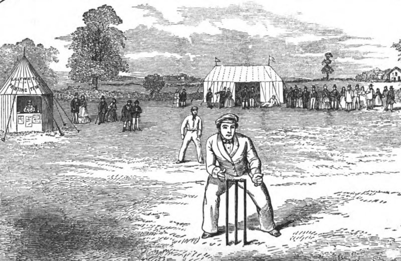 Battle Between Baseball and Cricket for American Sporting Supremacy  https://www. atlasobscura.com/articles/crick et-baseball-american-sport &nbsp; …  via @tkinias #History #sport attn: @PaulRingel<br>http://pic.twitter.com/Y1DJ42TtTN