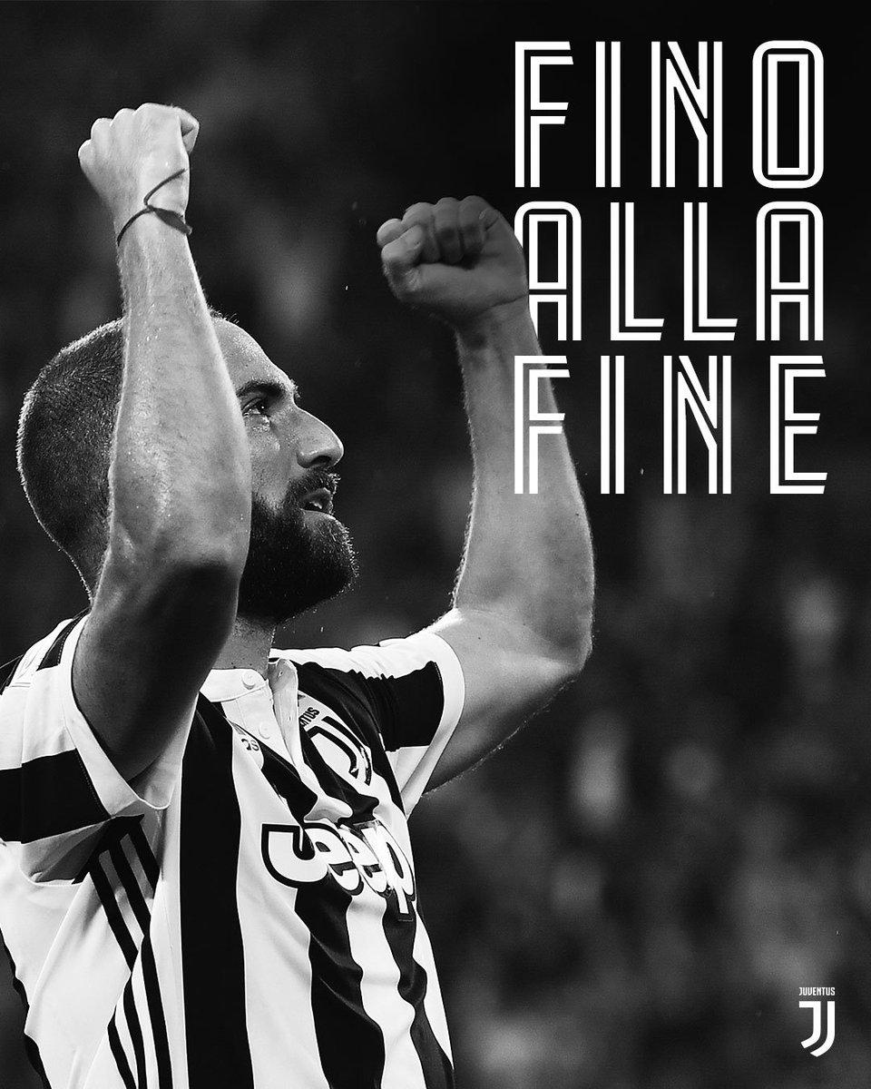 Un solo obiettivo. Un solo risultato. La vittoria. FORZA JUVE, #FinoAllaFine #UdineseJuve
