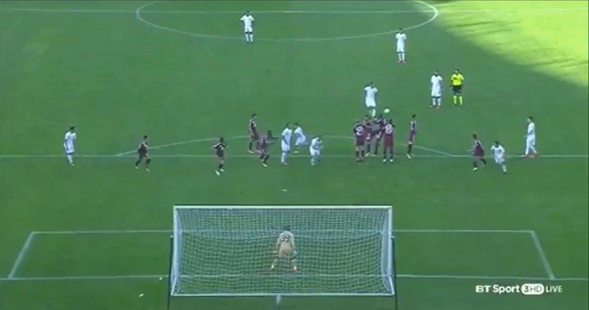 Ancora super-Kolarov su punizione. Il Milan fa solo 0-0, record negativo del ... - https://t.co/labHLAQkyM #blogsicilianotizie #todaysport