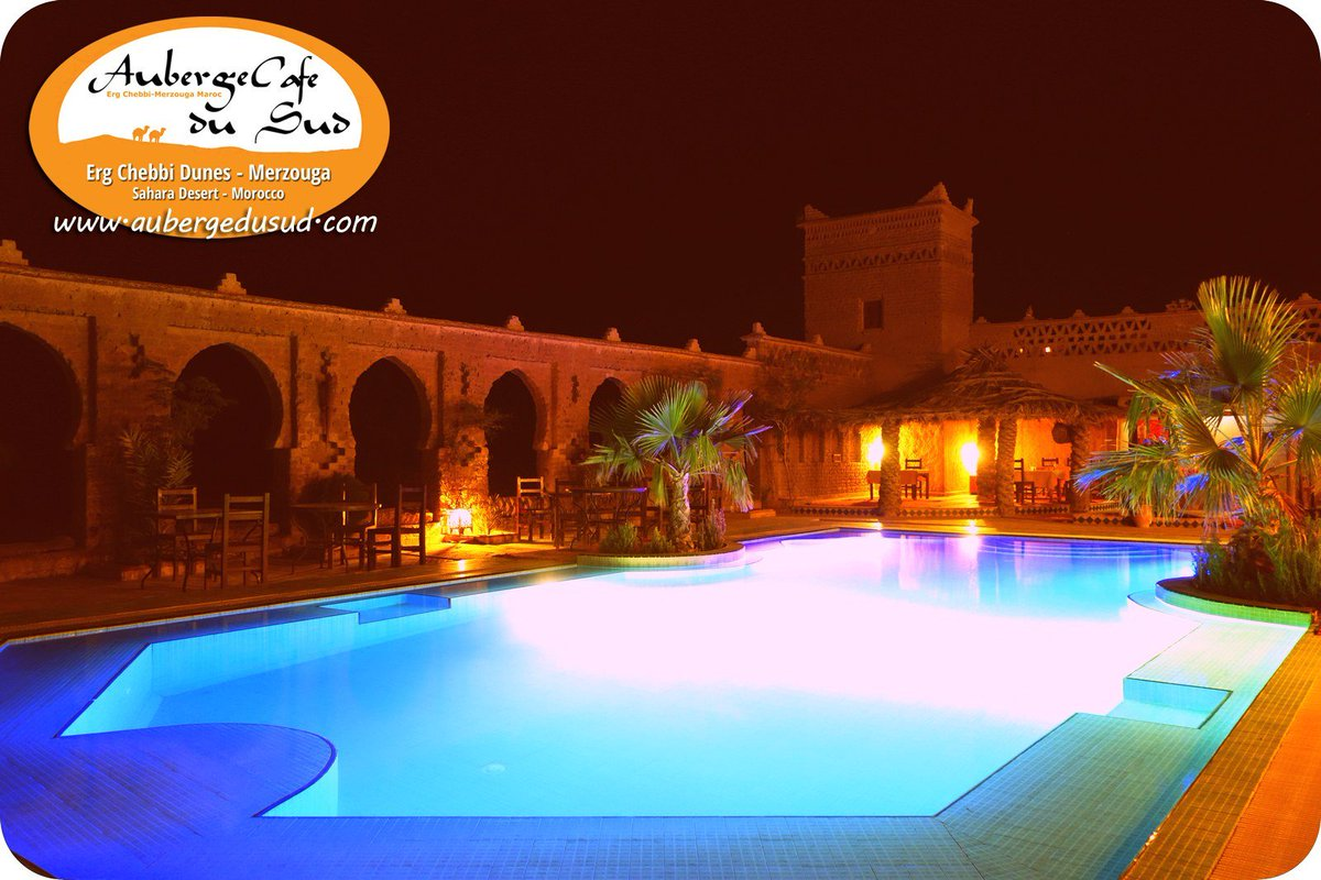 Swimming pool by night  http://www. aubergedusud.com/photos/swimmin g-pool-night/?utm_source=ReviveOldPost&amp;utm_medium=social&amp;utm_campaign=ReviveOldPost &nbsp; …  » Café du Sud » #morocco #travel <br>http://pic.twitter.com/djSkhcEUSq