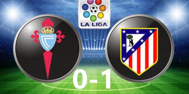 #Celta Vigo 0-1 #Atlético Madrid stats  SPANISH #LALIGA  #football<br>http://pic.twitter.com/4kcYNbf2q1