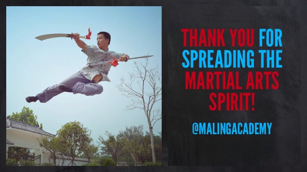 To all our followers, retweeters &amp; likers: thank you! We appreciate you &amp; your support. ^_^  #MartialArts #thanks <br>http://pic.twitter.com/g2HxGfQiVQ