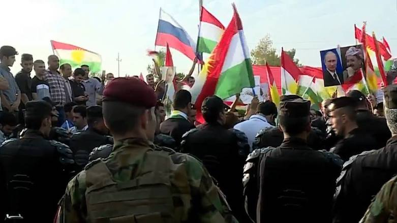Iraqi Kurdistan Independence: Drivers and Regional Implications - Page 4 DMwUdFKXkAAzq5C