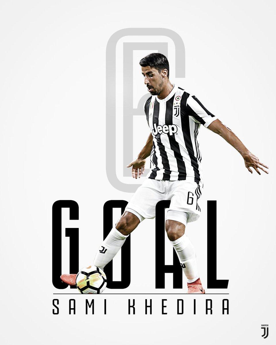 20 - GOOOOOOL! GOOOOOOL! JUVE IN VANTAGGIO CON KHEDIRAAAAA! @SamiKhedira #UdineseJuve