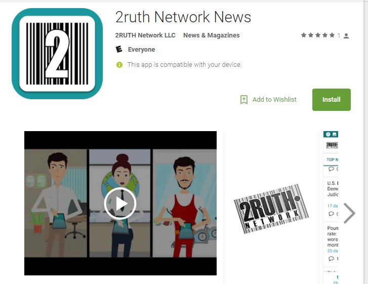 #Download 2ruth Network News. An Independent and Alternative News Aggregation service. Click link to check it out  https:// play.google.com/store/apps/det ails?id=com.glowingsoft.truth&amp;hl=en &nbsp; … <br>http://pic.twitter.com/XMRnl8lkU0
