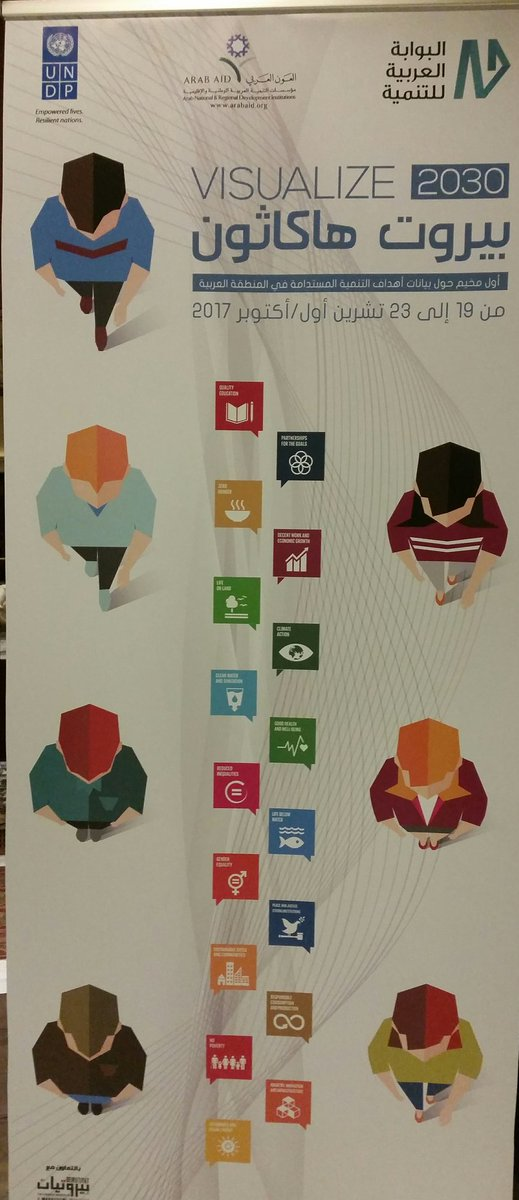 50 #youth from 14 #Arab countries just submitted their final visual products in the #Visualize2030 org by @arabdevtportal. Follow us to know how they see their countries by 2030. #SDGs<br>http://pic.twitter.com/xXaQonEhDb