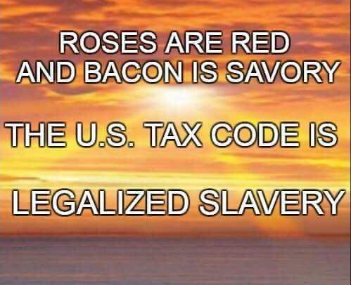 To the point. #TaxationIsTheft #Libertarian #Politics <br>http://pic.twitter.com/obCXmMhPSf