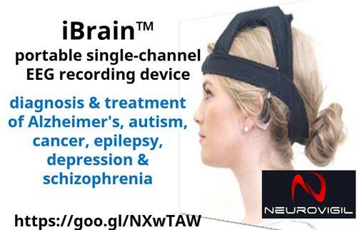 #neurovigil iBrain™ portable #EEG recording #device  https:// goo.gl/NXwTAW  &nbsp;   #medtech #digitalmed #meddevice #mentalhealth #sleep<br>http://pic.twitter.com/I8315Cb4oQ